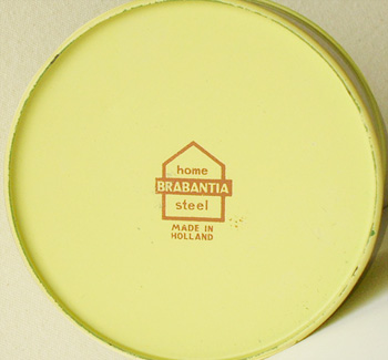 ac0070 Brabantia thee缶