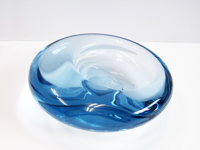 ヴィンテージHolmegaardガラス灰皿