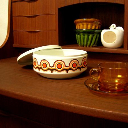 ac0252Brabantia丸いビスケット缶キャニスター*amber designビンテージ北欧中古家具アンティーク雑貨通販アンバーデザイン