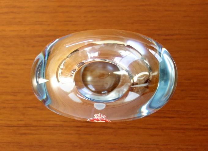 ホルムガード ハートベース ガラス上部