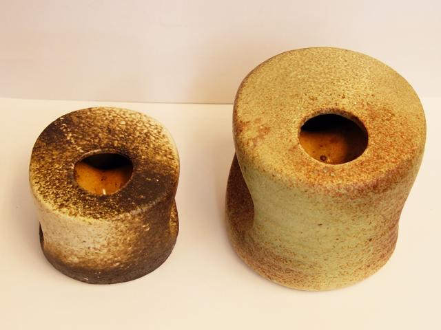 フラワーベース ヴィンテージ陶器