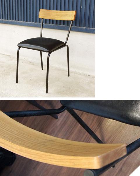 椅子 オーク無垢材