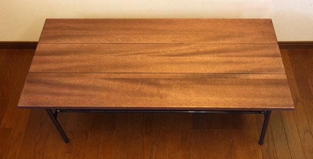 無垢ウォールナット コーヒーテーブル