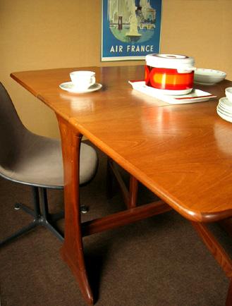 ft0077 G-PLANゲートレッグ テーブル
