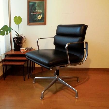 ft0253イームズソフトパッドグループチェアマネージメント*amber design北欧中古家具やビンテージ雑貨等インテリア通販
