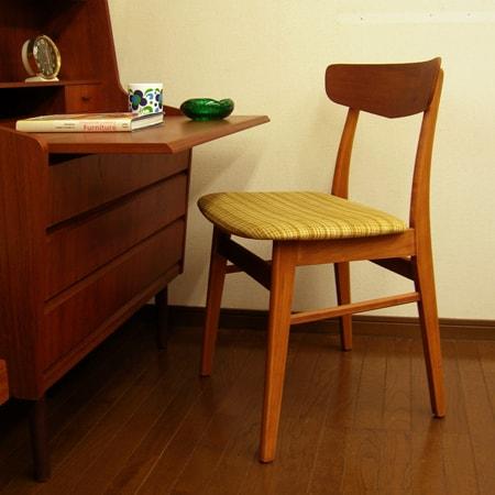 ビンテージチェア 北欧家具
