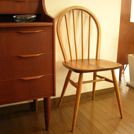 アーコール椅子フープバックチェア