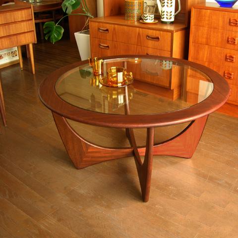 ヴィンテージG-PLANコーヒーテーブル