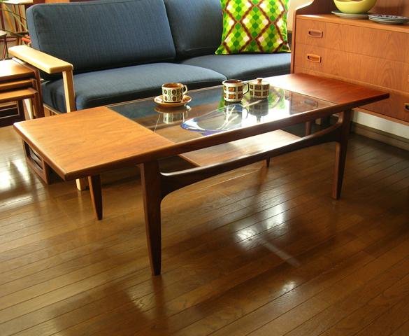 G-PLANコーヒーテーブル ビンテージ
