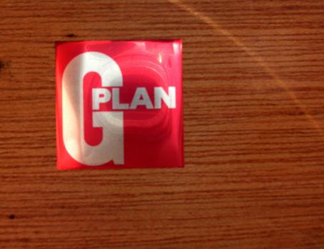 G-PLANシール
