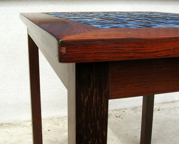 ローズウッド北欧テーブル