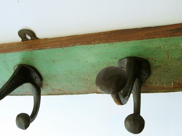 鉄製 壁掛けフック