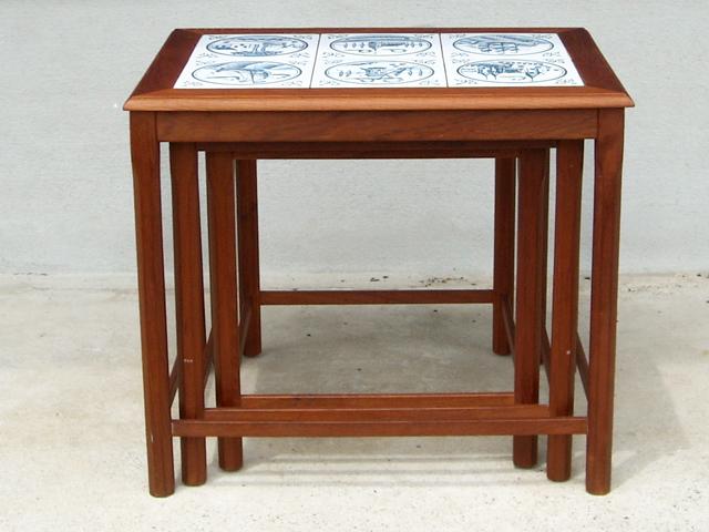 ヴィンテージ ネストテーブル