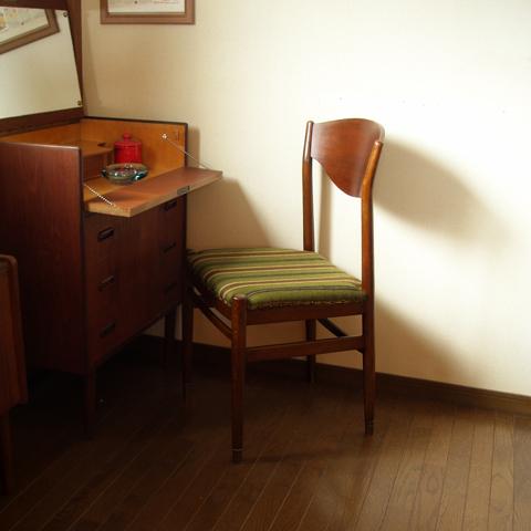 レトロ椅子・北欧ビンテージダイニングチェア