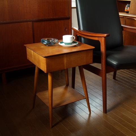 サイドテーブル ヴィンテージ家具 イギリス