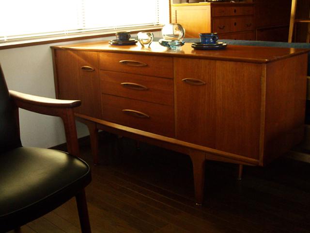 格好いいサイドボード ヴィンテージ家具