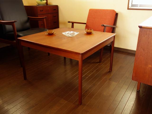 センターテーブル ヴィンテージ北欧家具
