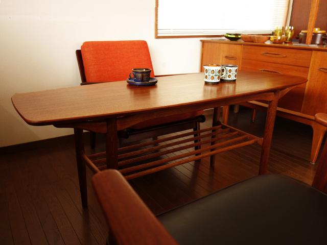 コーヒーテーブル 北欧家具
