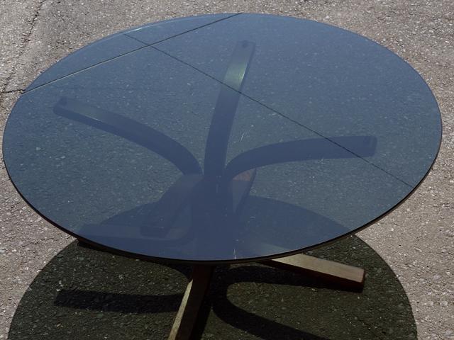 ガラストップ センターテーブル 北欧Westonofa