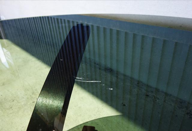 ビンテージガラステーブル 天板