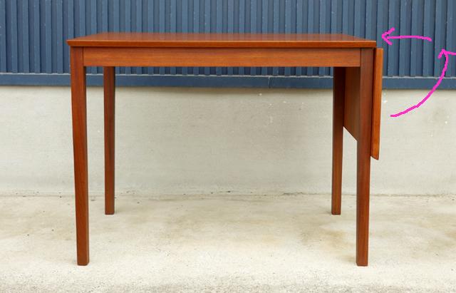 北欧ダイニングテーブル幅99cm