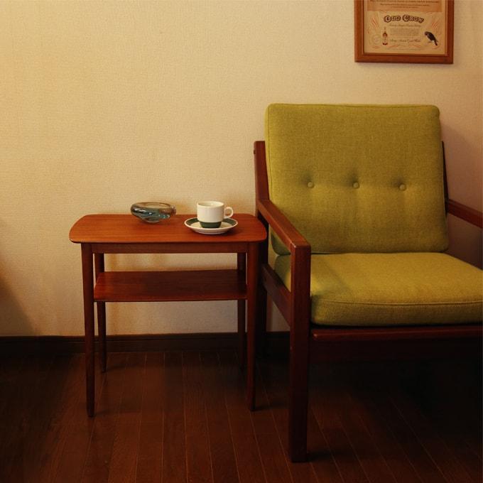 北欧家具 ビンテージ・テーブル