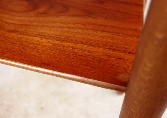 ビンテージミニテーブル 棚板
