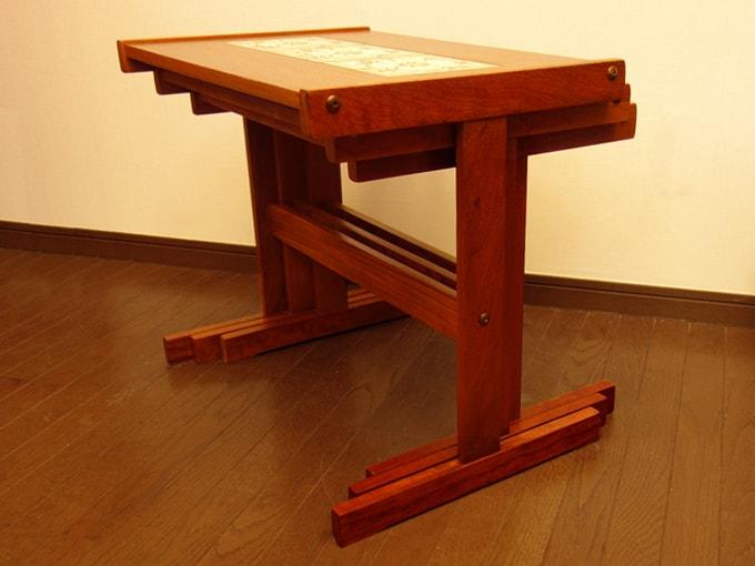 北欧ビンテージサイドテーブル