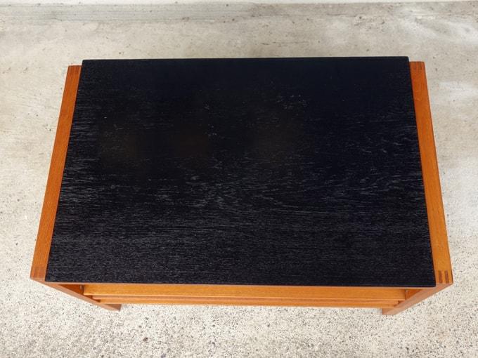 黒天板サイドチェスト テレビ台