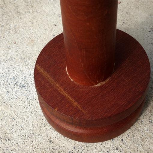 木製プラント台 足