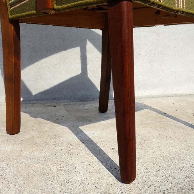 ビンテージ椅子 前脚