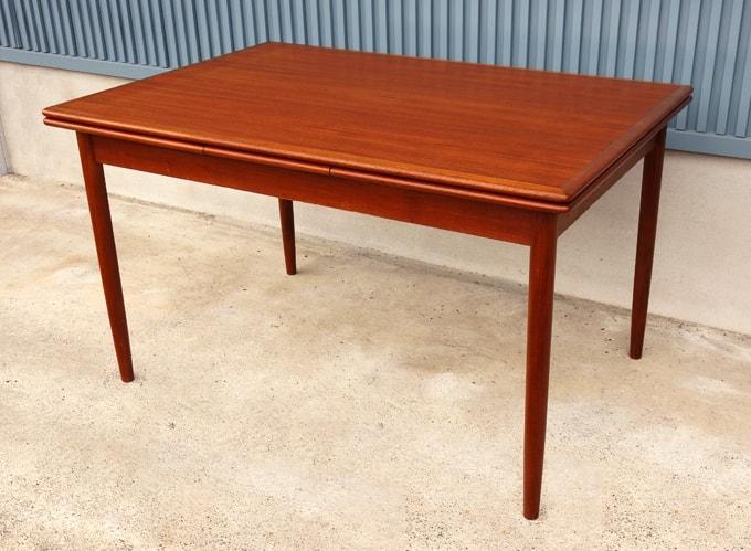 ビンテージ ダイニングテーブル幅130cm
