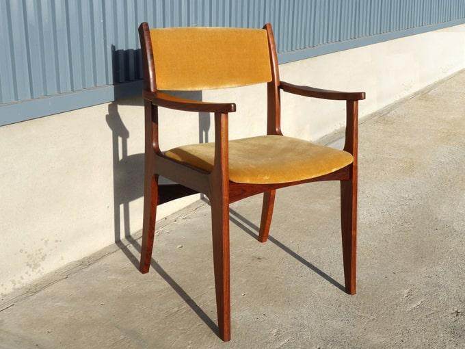 北欧ヴィンテージ肘掛け椅子 アームチェア