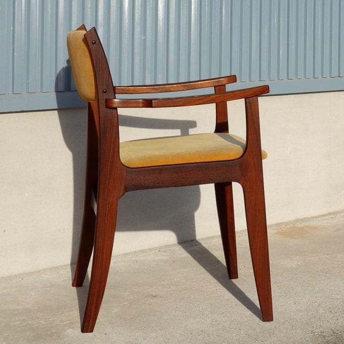 ヴィンテージ椅子 ひじ掛け付き