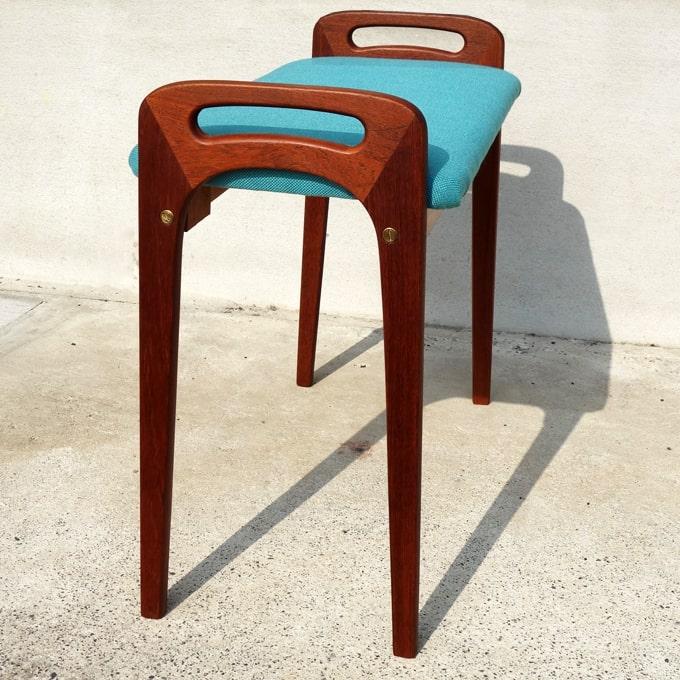 ヴィンテージ椅子 チーク脚