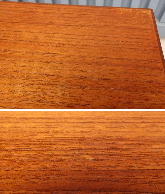 ヴィンテージ テーブル天板 コンディション