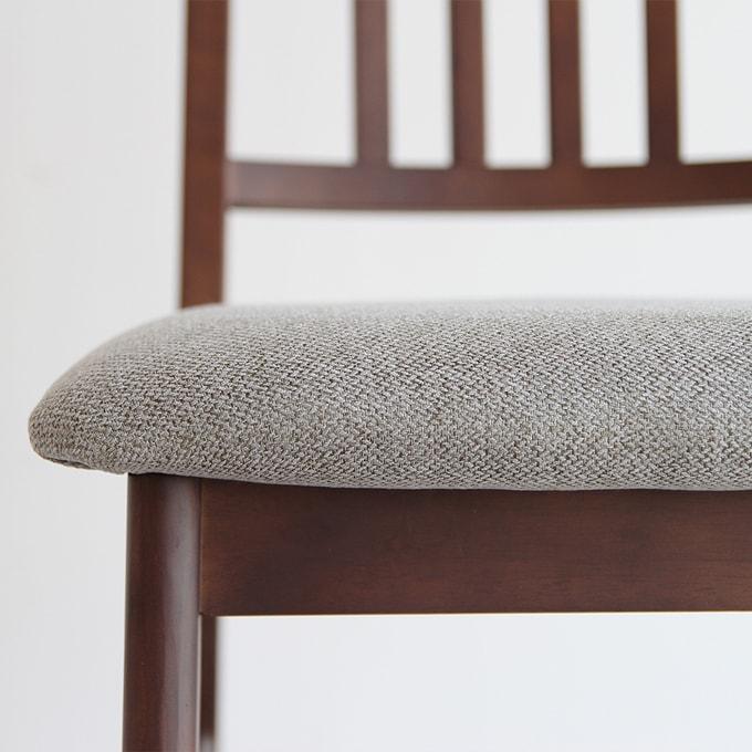ファブリック椅子 座面