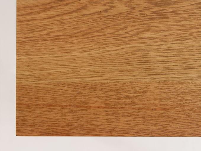 オーク材ダイニングテーブル天板