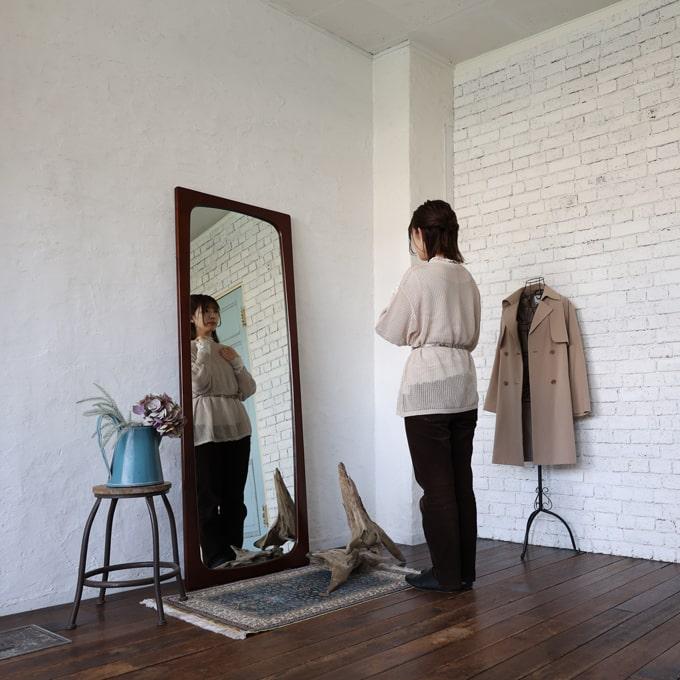 高さ170cmの全身鏡
