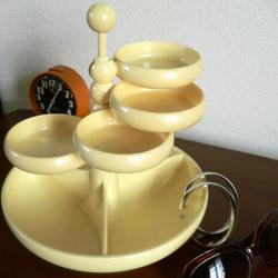 ft0170デンマークのチーク製ナイトテーブル *amber design*北欧中古家具やビンテージ雑貨等のインテリア通販