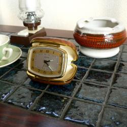 ac0168イタリアMURANOガラス灰皿RDxGRN*amber design*北欧家具やビンテージ雑貨等のインテリア通販