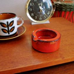 ac0237イギリス製ペンスタンド*amber design北欧中古家具やビンテージ雑貨等インテリア通販