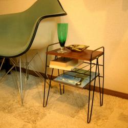ft0239デンマークのチーク3段チェスト*amber design*北欧家具やビンテージ雑貨等のインテリア通販