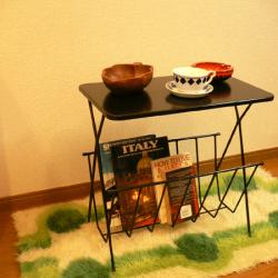 ac0147 レトロな陶器製灰皿*amber design*北欧家具やビンテージ雑貨等のインテリア通販