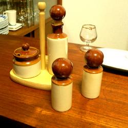 tw0263オランダの陶器カップ&ソーサー*amber design*北欧家具やヴィンテージ雑貨等のインテリア通販