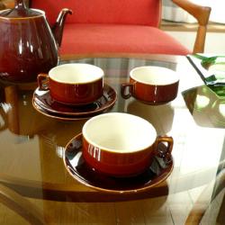 ft0224チークワゴンテーブル*amber design*北欧家具やビンテージ雑貨等のインテリア通販