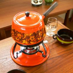 ac0196オランダのポット型陶器フラワーポット*amber design*北欧家具やビンテージ雑貨等のインテリア通販