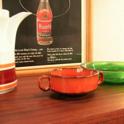 ac0203西ドイツ陶器花瓶*amber design*北欧家具やヴィンテージ雑貨等のインテリア通販
