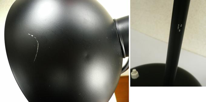 lt0057バウハウス カイザー イデル デスクライト6556super *amber design*北欧家具やヴィンテージ雑貨等のインテリア通販