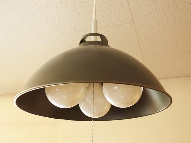格好いい照明 3灯ペンダントライト